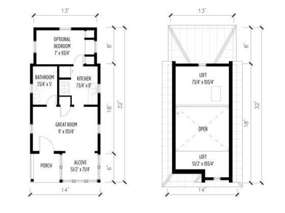 437482551282037694 together with Mini Barn Plans Free as well Open Floor Plans Small Cabins moreover Meet Jay Shafer And His Tiny House Plans additionally A Frame Cabin Plan With 3 Bedrooms 5965. on free diy tiny house plans with loft