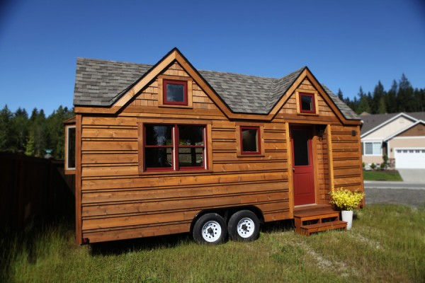 Photos Tiny House Seattle Wa: Tiny House, Big Impact: Getting Green By Building Less